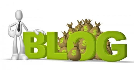Pár způsobů jak vydělávat blogováním.