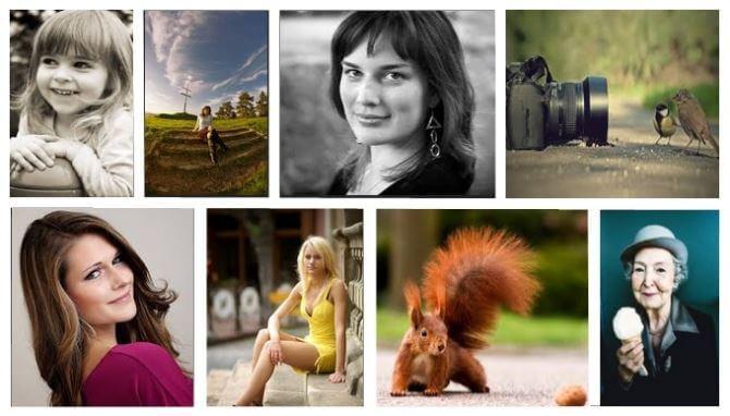 Ilustrační fotografie spokojených a šťastných lidí - databáze fotek ve fotobance.