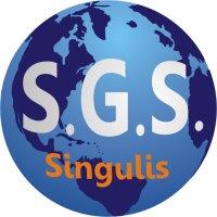 Logo společnosti Singulis.