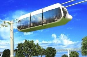 Hyperloop umožňuje přepravit lidi bezpečněji a šetrněji k přírodě.