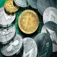 Na obrázku se nacházejí altcoiny, alternativní měny k Bitcoinu.