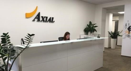 Nový projekt od agentury Axial.