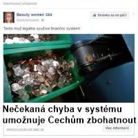 Nečekaná chyba v systému umožňuje Čechům zbohatnout - falešné reklamy.