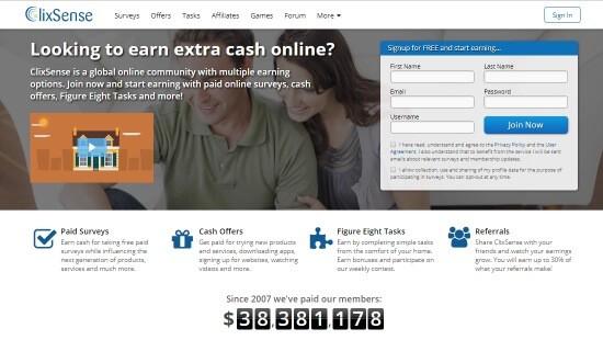 Úvodní stránka společnosti ysense.com.