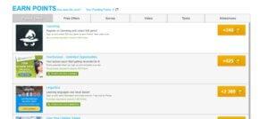 """Ukázka pár pracovních nabídek ze sekce """"popular offers""""."""