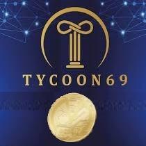 Tycoon69 logo a kryptoměna BCB4U.