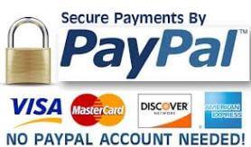 Registrační banner do Paypal peněženky.