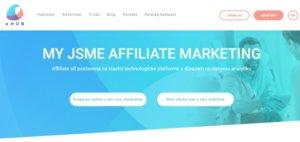 Affiliate síť Ehub.cz je jednou z nejstarších sítí na trhu