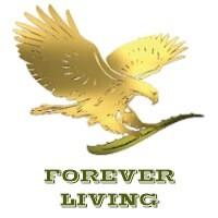 Logo Forever Living společnosti.