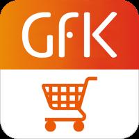Logo mezinárodní výzkumné společnosti GfK.