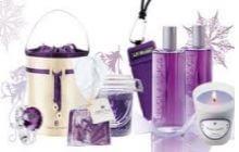 Produkty jako výživové doplňky, ošetřující kosmetika, parfémy - společnost LR International.