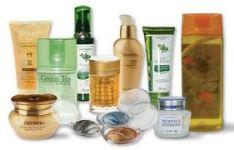 Kosmetické produkty a potravinové doplňky firmy TianDe.