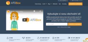 Zvyšte návštěvnost a zisky svého projektu prostřednictvím Affilboxu.