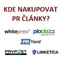 Jak a kde nakupovat PR články a placené odkazy? Seznam PPP systémů pro nákup reklamních textů.