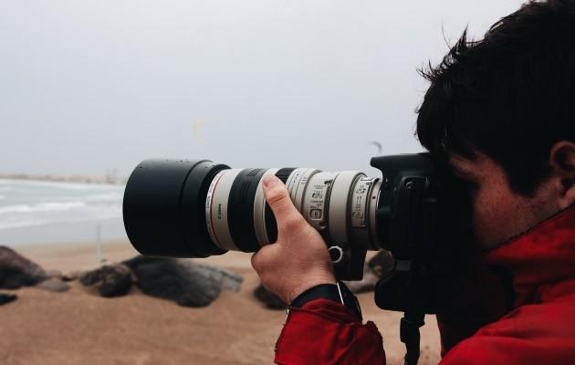 Vydělat na internetu můžete i fotografováním.