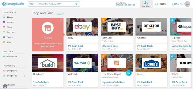 Swagbucks.com rozdal svým členům již přes 500 milionů dolarů.