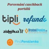 Největší srovnání cashback stránek v Česku.