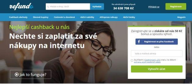 Nechte si zaplatit za své nákupy na internetu.