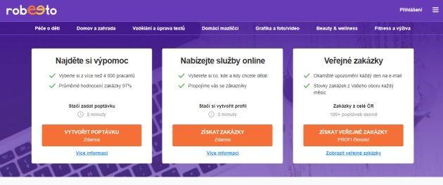 Robeeto vám pomůže získat veřejné zakázky z celé ČR.