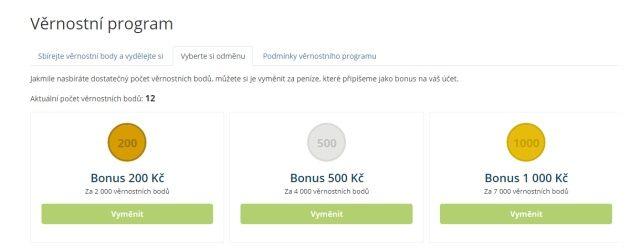 Věrnostní program Refundo. Kolik si můžete vydělat?