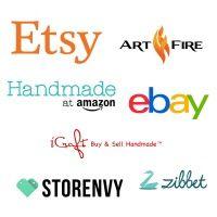 Seznam handmade portálů působících v zahraničí.